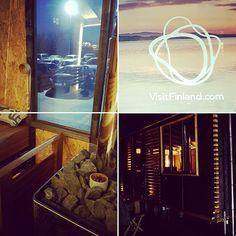 Heute geht's bei mir vor der Haustür aber Finnisch zu! Erst Sauna-Event in Schwabach mit #visitfinland ....