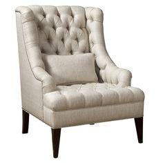 Emerson Bentley Davino Napa Wingback Chair
