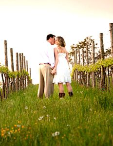 Northern Virginia Vinyard Weddings - a list of venues