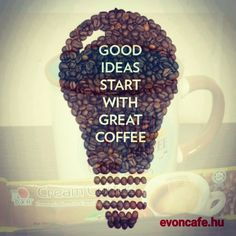 Great Coffee, Healthy Life, Crochet Necklace, Good Things, Cream, Healthy Living, Sour Cream
