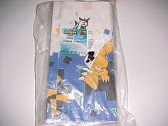 Digimon Paper Table Cover Toei Animation Party Express Master Pack of 6 New  #Hallmark #BirthdayChild