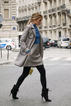 Snapped onto Olivia Palermo Collection in Celebrities Category Olivia Palermo street style – style icons Casual Winter Outfits, Winter Outfit For Teen Girls, Winter Outfits For Work, Winter Outfits Women, Winter Dresses, Trendy Outfits, Style Olivia Palermo, Olivia Palermo Lookbook, Work Fashion
