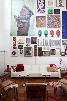 a fabulous gallery wall!
