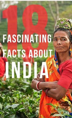 India has one of the world's oldest cultures and is filled with wonder, mystique and magic. Discover 18 fascinating facts about India you may not know. Here's one interesting fact about India, it is the world's second largest English speaking nation in th India Travel Guide, Asia Travel, Travel Tips, Travel Destinations, Travel Articles, Goa, Mumbai, Taj Mahal, Backpacking India