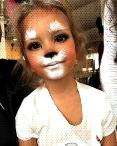 Makeup halloween ideas easy for kids 23 ideas Makeup halloween ideas easy for kids 23 ideasYou can find Lion halloween makeup and more on our website.Makeup h. Best Face Makeup, Cat Makeup, Lion Halloween, Halloween Face Makeup, Halloween Ideas, Best Face Products, Make Up, Makeup Ideas, Beauty