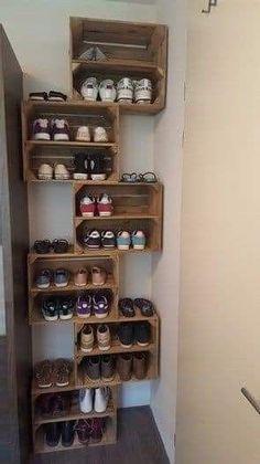 Garage Shoe Storage Cabinet