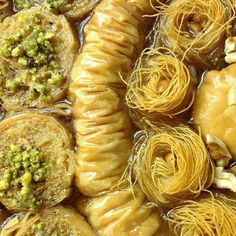 Baklava cravings in the beginning of the New Year! #greekfood #Athens #foodtour | Greece