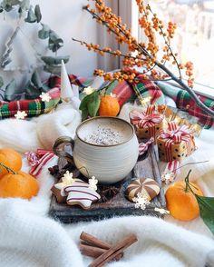 """""""Il profumo dei biscotti e quello del caffè, la luce giusta, la gioia di aver portato a termine un…"""""""