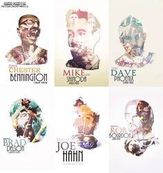 Linkin Park- Integrantes