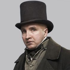 Pancks from Little Dorrit - I liked a lot this character. He was very eager to help and could be very funny too, even if not by purpose British Period Dramas, Little Dorrit, Family World, Character Bank, How To Get Thick, Shaved Head, Face Expressions, Interesting Faces, Dark Hair