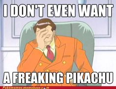 First World Boss Problems #Pokémon