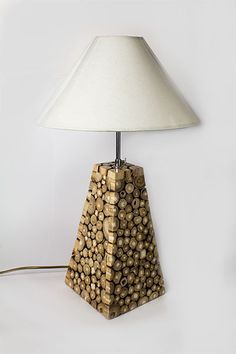 1000 images about lampade on pinterest design - Lampade con legno ...