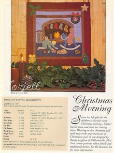 The Quilter Magazine Quilting for Christmas 2004 Discover the ... : quilt it for christmas magazine - Adamdwight.com