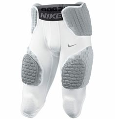 New NIKE Pro Combat Hyperstrong Compression 13 Padded Mens 3/4 Football Pants