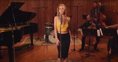 "Retro Singer Reinvents Hit Into ""James Bond Style"" Theme Song That's Gonna Give You Chills 70s Hits, James Bond Style, Aerosmith, Theme Song, American Singers, The Incredibles, Actresses, Songs, Retro"