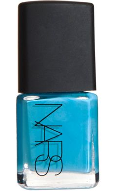 Pretty Sumemr Color! NARS Nail Polish -Koliary