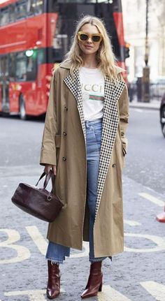 Love this!  Great length and the check lining