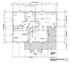 Buidling plans hestia design