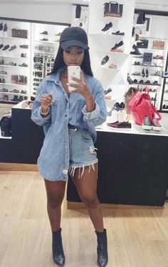 Dope Outfits, Chic Outfits, Trendy Outfits, Fall Outfits, Summer Outfits, Fashion Outfits, Womens Fashion, Fashion Trends, Fashion Ideas