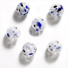 Globe/World Beads $0.37
