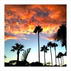 Ahhh, home sweet home. Southern Cali