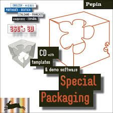 100% structurally accurate templates for packaging.