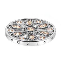 www.hotdiamonds.co.uk or www.emozioni.com 33mm Caleidoscopio Girasole Champagne coin £69.95