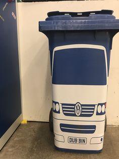 #VW #T5 #DUB #bin #MrWest #matching #WorkShop