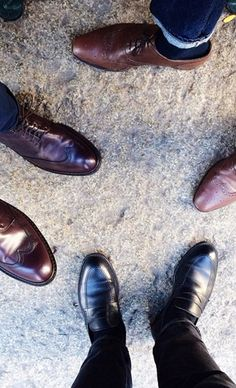 We believe all guys should have access to great shoes; shoes that go everywhere and get better with age; shoes that don't cost a fortune. Buying shoes should be fun, and the experience should be as memorable as the products. To offer all of this, we had to take an entirely new approach. So we built Jack Erwin.