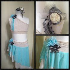 Competition Lyrical Dance Costume for sale.   https://www.facebook.com/DanceCostumeConnection/posts/519538691457397:0
