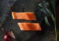 ARCTIC CHAR - Ocean-farmed arctic char from the cold clear waters of Iceland