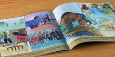 An international brochure that teaches with pictures, those who are unable to read, about the bible! Click the picture to find out more.