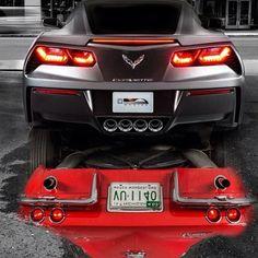 Corvette - el reflejó del ayer