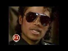 Michael Jackson Rare Interview February 25 1983 - YouTube