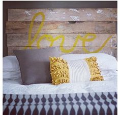 DIY Bed Heads On Pinterest Timber Bedhead Bed Heads And