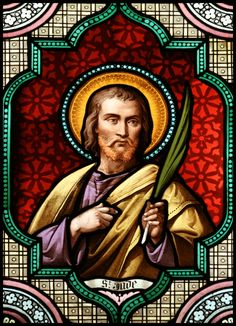 Feastday: October 28 Patron of Desperate Cases   St. Jude, known as Thaddaeus, was a brother of St. James the Less, and a relative of Our Saviour. St. Jude was one of the 12 Apostles of Jesus.