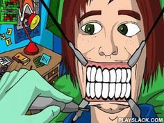 Mad Dentist  Android Game - playslack.com , Mad Dentist- a humorous game which goal is to rescue your sets. To keep the sets rescued , it is essential to look after them. urgencies the chromatic sets and they will be colorless. You will lose if you have 3 demolished  sets.