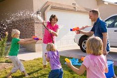 10 ideas for frugal family fun this summer! This is a great site to remember! Summer Fun List, Summer Kids, Summer Bucket, Summer Activities, Family Activities, Outdoor Activities, Mother Daughter Dates, Family Home Evening Lessons, Water Fight