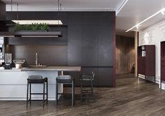 "Popatrz na ten projekt w @Behance: ""Modern apartment with classical features"" https://www.behance.net/gallery/40099683/Modern-apartment-with-classical-features"