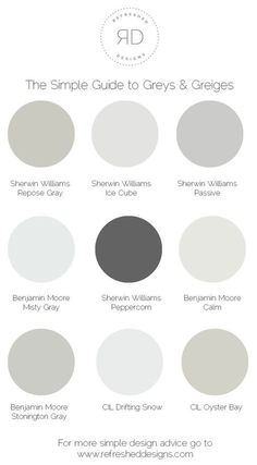Grey is a wonderfully neutral and interesting colour, but I'm beginning to think that some shades - or at least the greys used in some applications - are too trendy to last the long haul. Dark grey or blue-grey kitchen cabinets, for example, may look great now, but I have a feeling we may tire