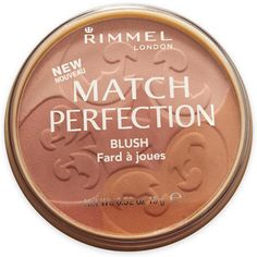 Rimmel London Match Perfection 3 Tone Blush ($5)    Multi-shade blushes look more true to life, and this one has shade adjusters for blendability. At Walmart.