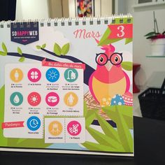 Hello March ! ☺️☘☀️⏰ on garde le cap des bonnes résolutions en préparant dès maintenant son calendrier éditorial (lien ds la bio) ! #cm #socialmedia #contentstrategy #webagency #office #viedagence #march #calendar