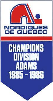 Les Nordiques de Québec - Chronologie