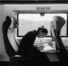 Immagine di girl, train, and travel You are in the right place about studying motivation photos Here