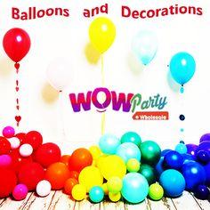 Party Wholesale, Wholesale Party Supplies, Favours, Party Favors, Wholesale Balloons, Party Suppliers, Party Names, Balloon Decorations Party, Party Tableware