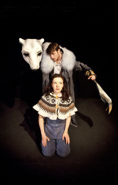 The Wrong Crowd's 'The Girl with the Iron Claws'.    Head and one hand puppets are becoming the vogue in visual theatre, see The Feast (the tempest)