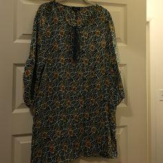 Dress Never worn short shift pattern dress Tolani Dresses Mini