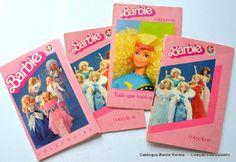 : Coleção Barbie Catálogos da Estrela