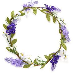 FOREVER 21+ PLUS SIZES Jasmine & Lavender Flower Crown