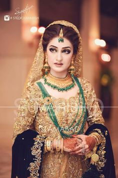 The Effective Pictures We Offer You About casual Bridal Outfit A quality picture can tell you many things. You can find the most beautiful pictures that can be presented to you about Bridal Outfit for Pakistani Bridal Makeup, Pakistani Wedding Dresses, Walima Dress, Shadi Dresses, Muslim Wedding Dresses, Wedding Dresses For Girls, Mehendi, Asian Bridal, Bridal Outfits